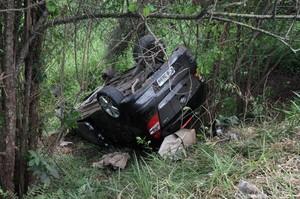 Jancarlos foi socorrido pelas equipes do Corpo de Bombeiros, mas morreu a caminho do hospital. (Foto: Foto: Ariane Nascimento/Tribuna de Petrópolis)