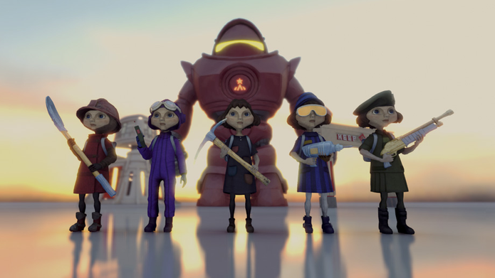 The Tomorrow Children (Foto: Divulgação)
