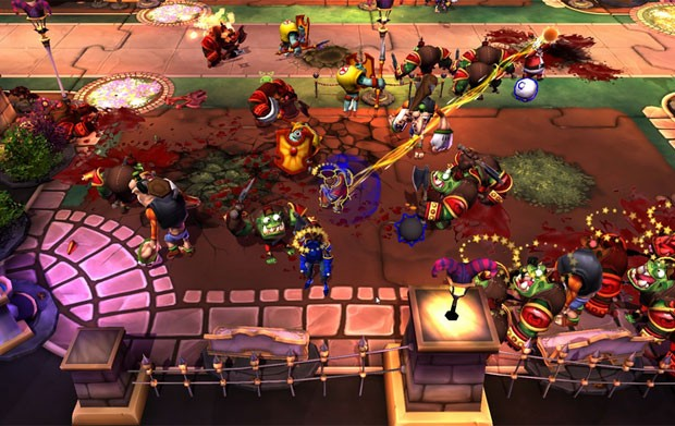 'Dungeon Land' é jogo brasileiro que estará na exposição do MIS, em São Paulo (Foto: Divulgação/Paradox)