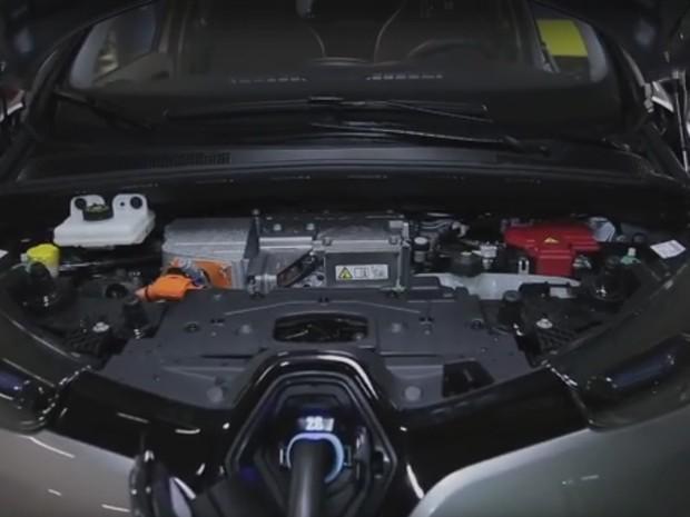 Saiba como funciona o carro elétrico (Foto: Reprodução/TV Globo)