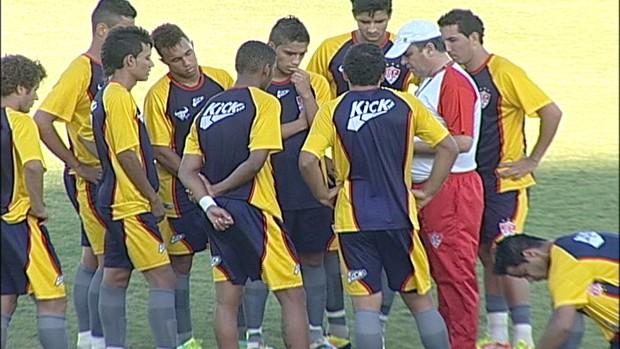 Uberaba Sport realiza amistoso no próximo sábado (Foto: Reprodução/TV Integração)