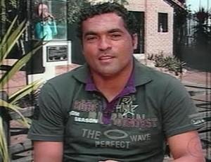 Técnico Roberto de Jesus (Foto: Reprodução / TV Asa Branca)