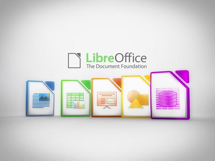 LibreOffice (Foto: Reprodução)