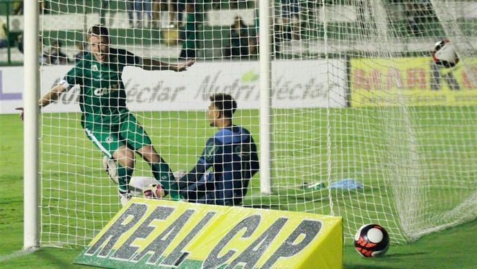 Goiás x Crac - Campeonato Goiano 2017 (Foto: Rosiron Rodrigues / Goiás E.C.)