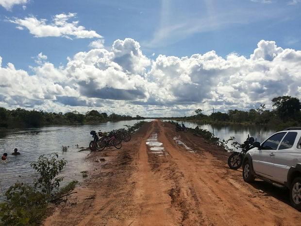 Novo Santo Antônio está localizado na região Norte Araguaia. (Foto: Assessoria/AMM-MT)