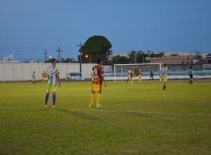 Rondoniense Sub-20, Genus e Ariquemes no Aluizão (Foto: Renato Pereira)