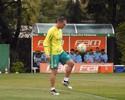 Prass é liberado para musculação e pode voltar ao Palmeiras em um mês