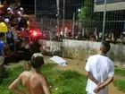 Motaxista é morto a tiros e cliente é levada por criminosos em Manaus