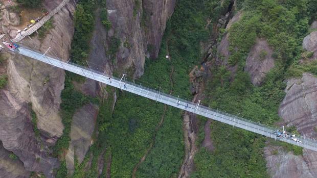 Ponte China (Foto: Getty Images/ Divulgação)