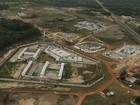 Detentos fogem do complexo penitenciário de Santa Izabel do Pará