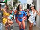 Rafa Brites ganha enquete de melhor fantasia de carnaval entre as famosas