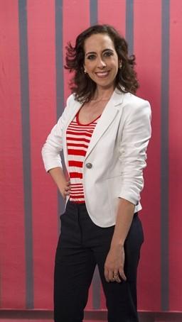 Atriz integra elenco da nova atração da Globo, o programa Divertics. (Foto: Globo/Estevam Avellar)