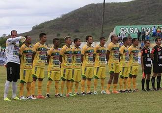 Ipanema x ASA, em Santana (Foto: Ailton Cruz/ Gazeta de Alagoas)