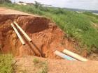 Cratera na Avenida Farquar em Porto Velho segue sem prazo para reparo