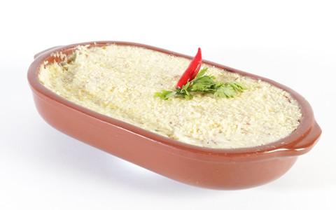 Escondidinho de carne seca com mandioca: receita do Carlos