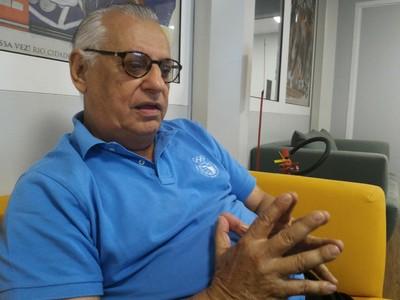 Eduardo de Rose comenta possibilidade de descredenciamento da ABCD e do LBCD (Foto: Vicente Seda)