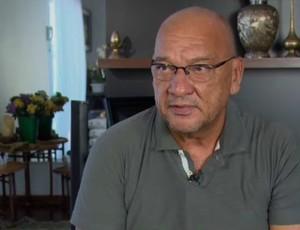 Ernesto Paulo, técnico da seleção pré-olímpica de 1991 (Foto: Reprodução SporTV)