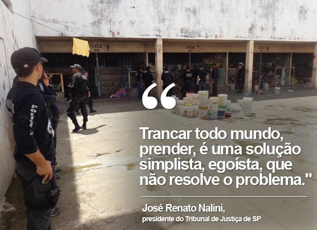 Penitenciária Irmão Guido em Teresina (Foto:  Divulgação/Sinpoljuspi)