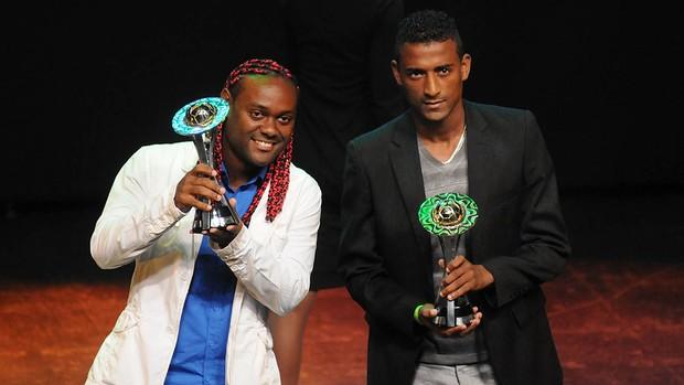 Prêmio Craque do Carioca, Atacante, Love (Foto: André Durão / Globoesporte.com)