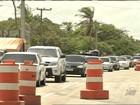 Veja situação das rodovias estaduais e federais do Ceará neste carnaval