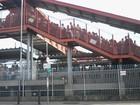 Ameaça de bomba leva a lotação na estação Calmon Viana, em Poá