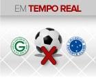 Goiás 0 x 1  Cruzeiro (G1)