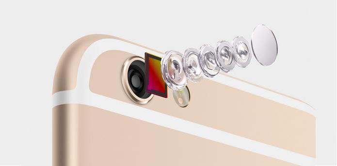 Câmera do iPhone 6 ganhou estabilização de imagem digital para fotos em movimento (Foto: Divulgação)