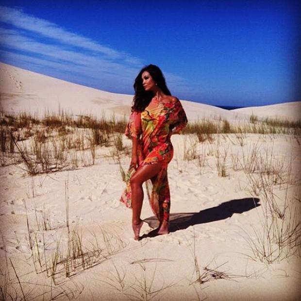 Carol Nakamura (Foto: Instagram / Reprodução)