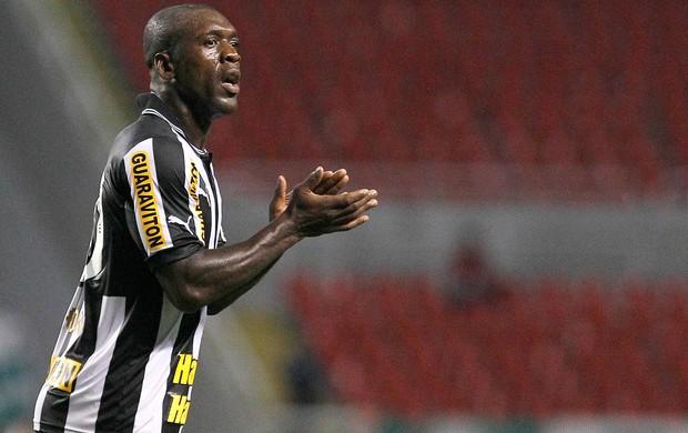 Seedorf, Botafogo x Palmeiras (Foto: Wagner Meier / AGIF)