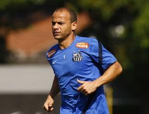 Léo, lateral-esquerdo do Santos (Foto: Divulgação/Santos FC)