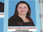 Vereadora suspeita de levar R$ 40 mil de prefeitura se apresenta e é liberada