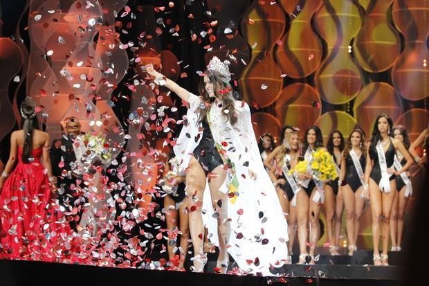 Miss Brasil 2014, Melissa Gurgel  (Foto: Luciano A. Gomes / Ego)
