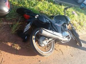 Jovem de 25 anos morre após acidente de trânsito em Araraquara (Foto: Carlos Alberto Baldassari/Jovem Pan)