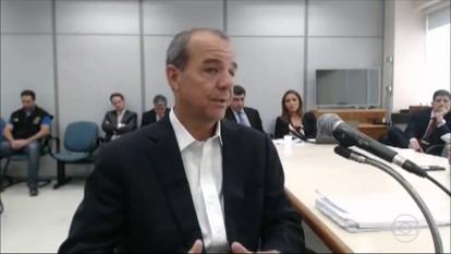 Ex-chefe da segurança de Sérgio Cabral é citado em depoimento