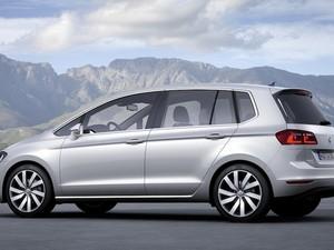 Volkswagen Golf Sportsvan (Foto: Divulgação)