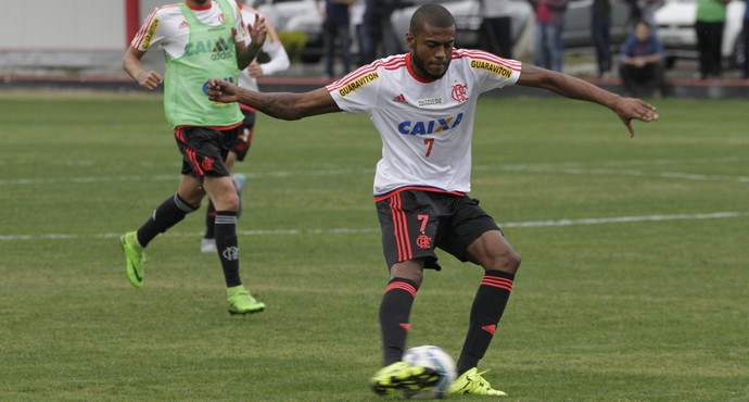 Flamengo Marcelo Cirino (Foto: Gilvan de Souza / Flamengo)