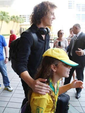 david luiz seleção brasileira (Foto: Mowa Press)