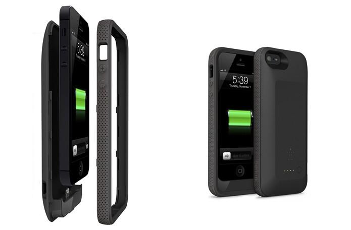 Baterias acopladas podem ser uma boa opção para quem quer economizar espaço no bolso (Foto: Divulgação/Belkin)