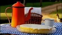 Bolo de laranja (Foto: Reprodução / TV TEM)