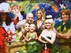 Sheila Mello e Xuxa armam festa para comemorar os 3 anos da filha, Brenda
