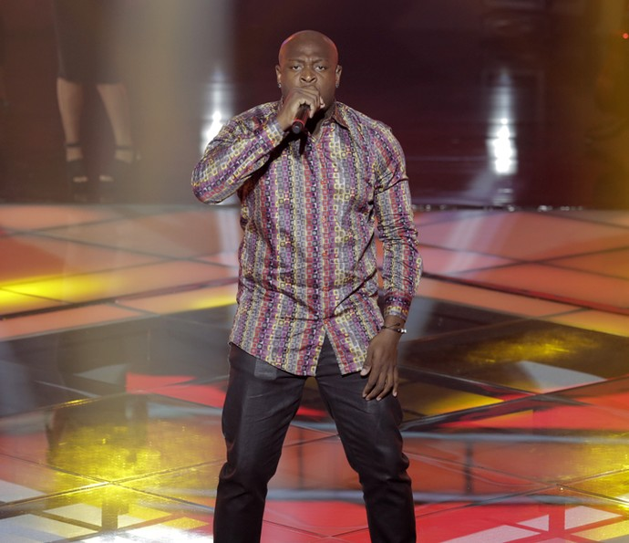 Lumi cantou 'Imunização Racional (Que Beleza) / Que Beleza rap' (Foto: Artur Meninea/Gshow)