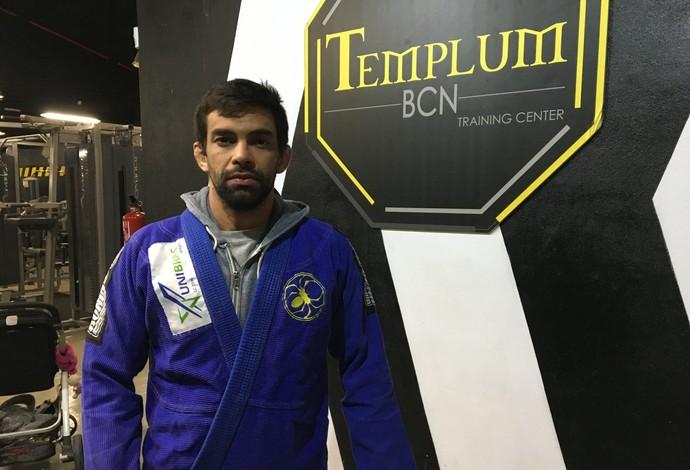 Yan Cabral Templum BCN (Foto: Ivan Raupp)