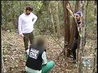 Polícia faz reconstituição de homicídio e esquartejamento em Virginópolis
