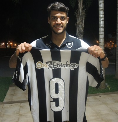 Ronalldo Botafogo (Foto: Gustavo Rotstein / GloboEsporte.com)