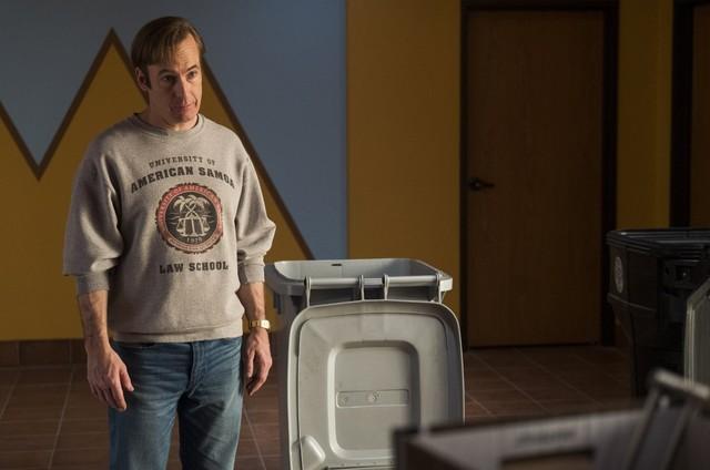 Bob Odenkirk em 'Better call Saul' (Foto: Reprodução)