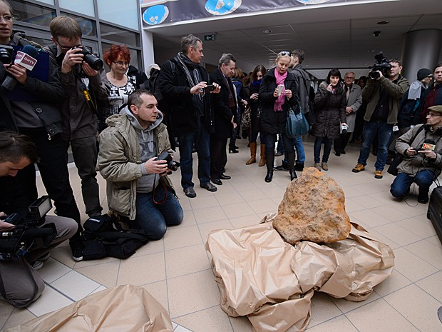 Meteoro (Foto: Jakub Kaczmarczyk/PAP/AFP)