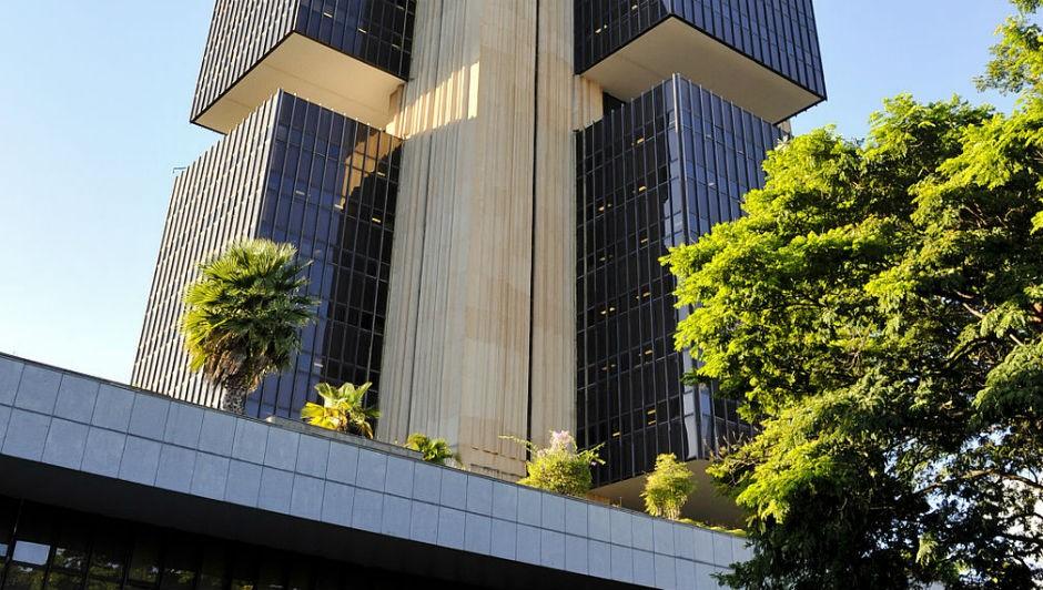 Edifício sede do Banco Central do Brasil, em Brasília (Foto: Senado Federal)