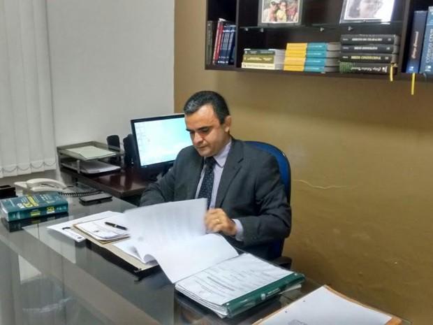 Advogado classifica falha como erro elementar da Justiça (Foto: Luzemberg Santos/Arquivo Pessoal)