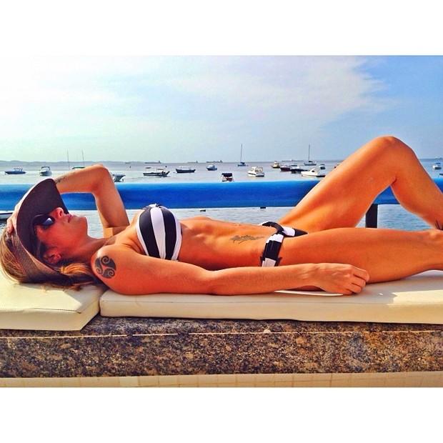 Carol Magalhães (Foto: Reprodução/ Instagram)