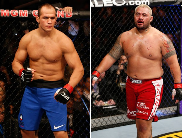 junior cigano mark hunt mma ufc (Foto: Getty Images)